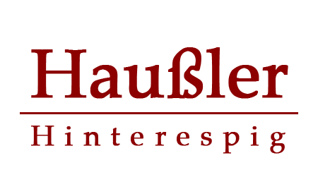 Haußler Hinterespig Logo